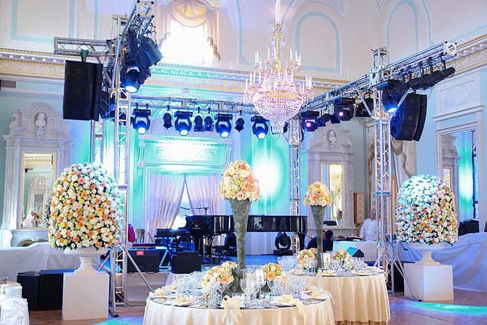 Техническое обеспечение свадеб